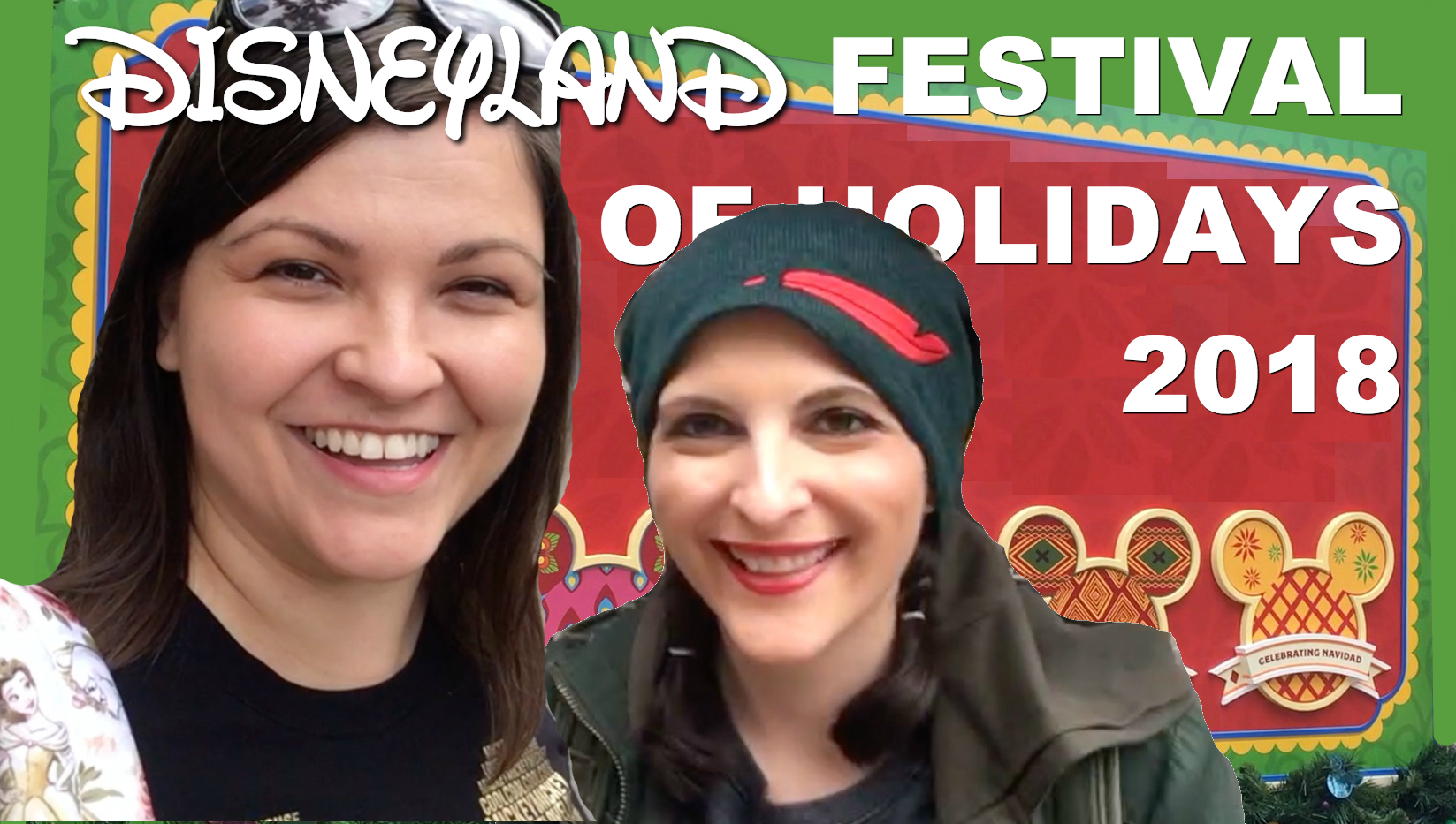 Disney Festival of Holidays Food Review - Part 1