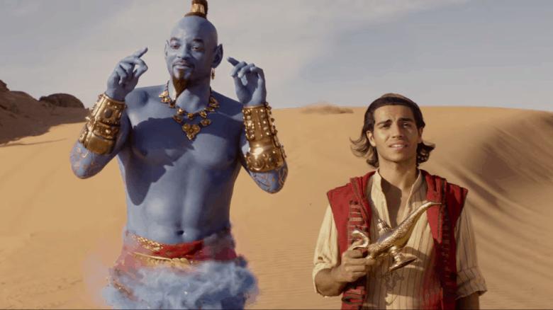 Disney's Aladdin Official Trailer